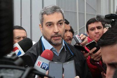 """Abdo espera que Arrom, Martí y Colmán lleguen a """"rendir cuentas a la justicia"""""""