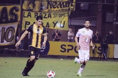 Guaraní supera sin complicaciones a San Lorenzo