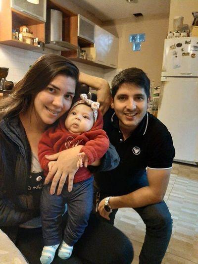 Bianca, la bebé de seis meses que necesita la ayuda de todos