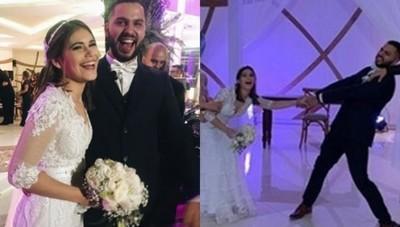 Contrajo Matrimonio IlanaRubin, Hija De PaloRubin