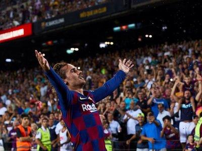 El Barcelona reacciona a ritmo de Griezmann