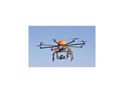 Compra de un dron antidisturbios indigna a los manifestantes