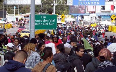 Huida de venezolanos se  multiplica por miles
