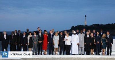 Concluye un G7 marcado por los incendios en la Amazonía y por Irán
