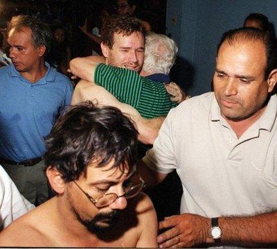 Procuraduría señala que Arrom, Martí y Colman están en una cárcel común