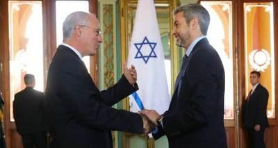 ¿Vuelta de embajada a Jerusalén? En oficialismo abren discusión para revisar decisión de Abdo