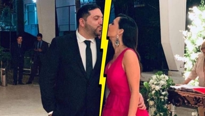 """HOY / Viralizan 'partuza' de Julián y Melissa anuncia divorcio: """"Elijo apartarme precipitadamente"""""""