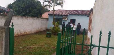 Feminicidio de docente: allanan vivienda del presunto autor en San Lorenzo