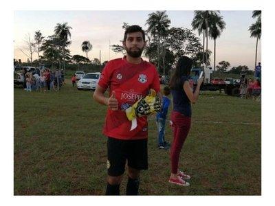 Futbolista se accidentó y le amputaron una pierna