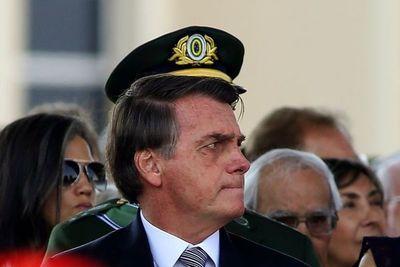 Mitad de brasileños desaprueba desempeño de Bolsonaro