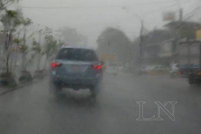 Meteorología reduce cobertura de alerta por lluvias