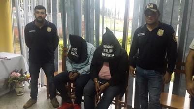 Capturan a sospechosos de asalto a banco en Liberación