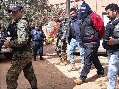 Caazapá: Sospechoso de ataque a Junta con prisión domiciliaria