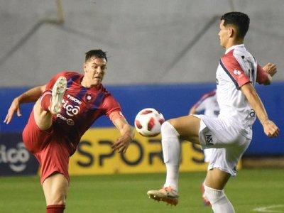 Cerro Porteño empata con Nacional antes de la revancha copera