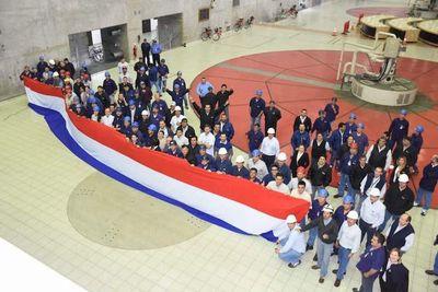 En la EBY argentinos impiden que los paraguayos inicien obra
