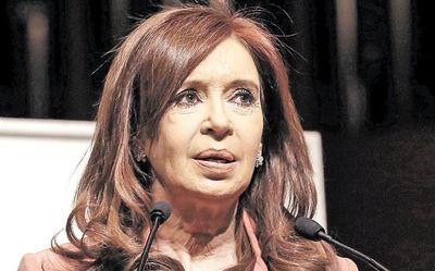 Avanza juicio contra  Cristina Kirchner