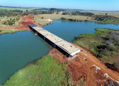 Puente concluye en noviembre