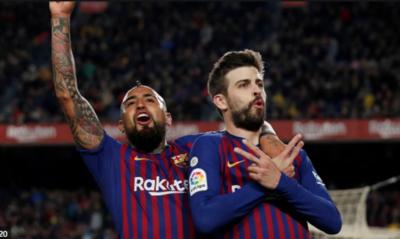 HOY / Piqué y Vidal ganan una millonada en torneo de póquer