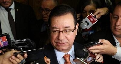 Diputados despojan de fueros a Miguel Cuevas