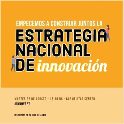 Invitan a encuentro para elaborar e impulsar estrategia nacional de innovación