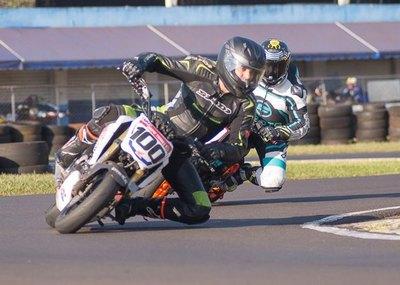 Ñu Guasú recibe la 5ª fecha de la Copa 125 GP de motociclismo