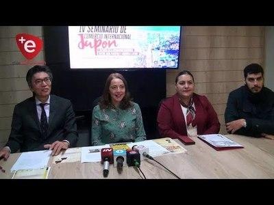 SEMINARIO DE COMERCIO INTERNACIONAL EN LA UNAE