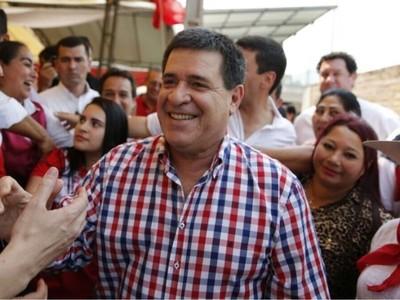 Los cambios son potestad del presidente de la República, pero 'esperamos señales', dice Cartes