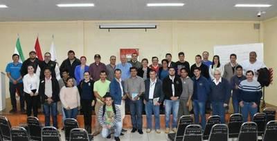 CONFORMACIÓN DE MESA INTERINSTITUCIONAL EN FAVOR DE PRODUCTORES HORTICOLAS DE LA ZONA