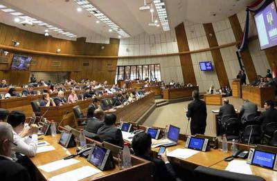 Diputados reprograman Gs. 2 mil millones para pago a funcionarios