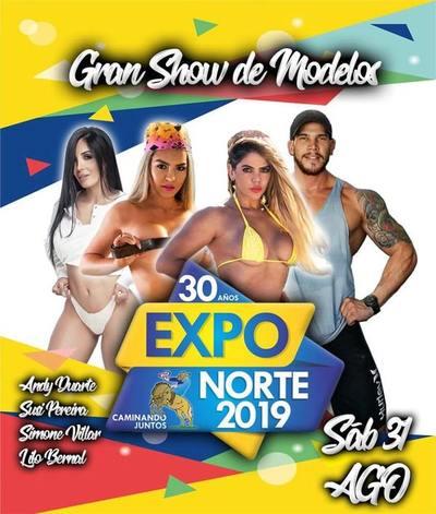 Atrayente primer fin de semana de la Expo Norte