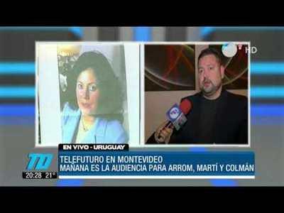 Mañana se define situación de Arrom, Martí y Colmán en Uruguay