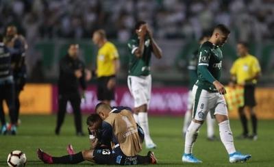 HOY / Gremio remonta al Palmeiras y se inscribe en la semifinal de la Libertadores