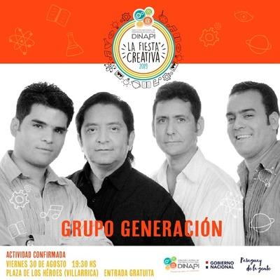 Dinapi hará este viernes la primera edición de la «Fiesta Creativa» en Villarrica