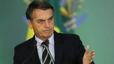 Gobernadores piden a Jair Bolsonaro que acepte la ayuda internacional