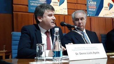 Ministro de Agricultura se reúne con el Presidente del Instituto Uruguayo de la Carne
