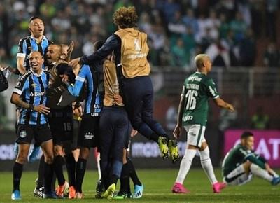 Gremio ya está en semifinales de la Libertadores