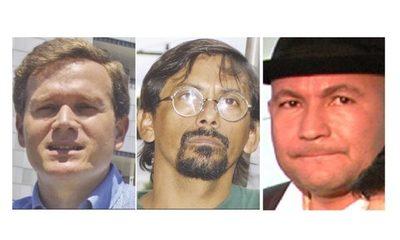 Hoy se sabrá si Uruguay accede o no al pedido de extradición de Arrom, Martí y Colmán