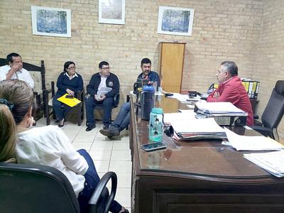El intendente Miguel Prieto busca acercamiento con los concejales