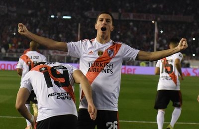 La complicada situación del jugador de River con la justicia paraguaya