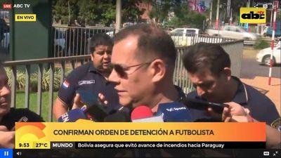 """""""Vine a negociar (con De la Cruz) para que se entregue y me acompañe"""""""