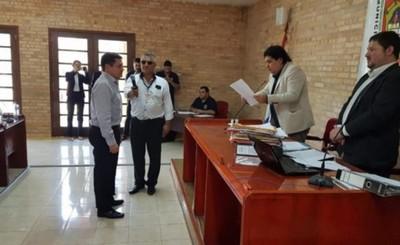 """Celso """"Kelembú"""" Miranda es nuevo Presidente de la Junta Municipal"""