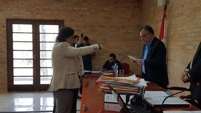"""HOY / """"Kelembu"""" Miranda, nuevo presidente de la Junta en CDE"""