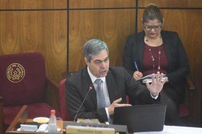 """Pedro Ferreira: """"No había necesidad de firmar el acuerdo ese 24 de mayo"""""""