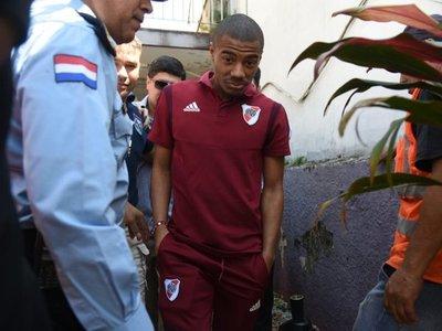 Queda libre Nicolás de la Cruz y podrá jugar contra Cerro Porteño