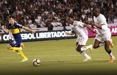Liga de Quito buscará la hazaña en su visita a Boca