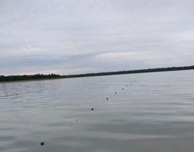 Denuncian pesca indiscriminada en Lago Itaipú