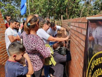 Conmemoran tercer aniversario de violenta muerte de militares en Arroyito