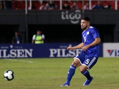 Bruno Valdez, desconvocado por lesión