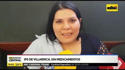 IPS de Villarrica sin medicamentos