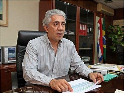 Sánchez Tillería deja Itaipú y se llevará más de G. 7.000 millones